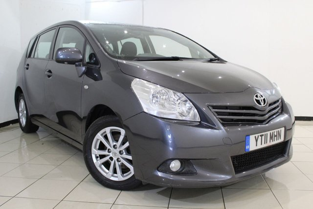 View our 2011 11 TOYOTA VERSO 2.0 TR D-4D 5DR 125 BHP