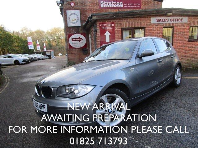 2009 09 BMW 1 SERIES 2.0 116I SPORT 5d 121 BHP