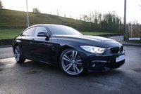 USED 2015 15 BMW 4 SERIES 3.0 430D M SPORT GRAN COUPE 4d AUTO 255 BHP £3455 EXTRA SPECIFICATION