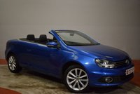 USED 2011 VOLKSWAGEN EOS 1.4 SE TSI BLUEMOTION TECHNOLOGY 2d 121 BHP
