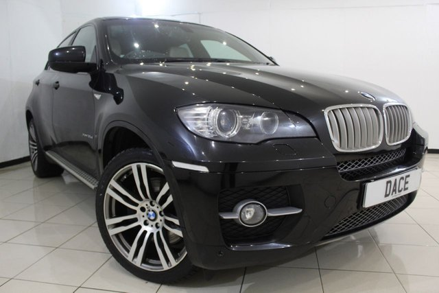 View our 2008 58 BMW X6 3.0 XDRIVE35D 4DR AUTOMATIC 282 BHP