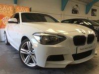 USED 2014 BMW 1 SERIES 1.6 116I M SPORT 5d AUTO 135 BHP