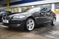 USED 2011 11 BMW 5 SERIES 2.0 520D SE 4d 181 BHP THE CAR FINANCE SPECIALIST
