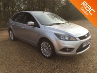 "USED 2009 09 FORD FOCUS 1.6 TITANIUM 5d 100 BHP 17"" Alloys. Good Size Family Car"