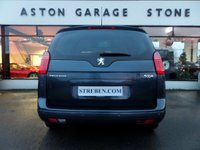 USED 2013 13 PEUGEOT 5008 2.0 HDI ALLURE 150 BHP ** REAR ENTERTAINMENT * 7 SEATER ** ** REAR ENTERTAINMENT **