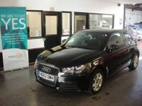 USED 2012 62 AUDI A1 1.6 TDI SE 3d 103 BHP This £0 road tax 60 mpg Audi A1 SE 3 door is finished in phantom black metallic with Black cloth seats. It is fitted with power steering, Bluetooth phone, air con, remote locking, electric windows & mirrors, rear parking sensors, alloy wheels, CD Stereo with Media connection/ SD card Slot and more. It has an excellent service history mainly with Audi with receipts. We have just had the car serviced & MOT'ed (advisory free).