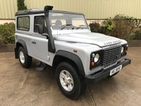 USED 2010 LAND ROVER DEFENDER 90 2.4 90 STATION WAGON SWB 3d 122 BHP 4 SEATER STATION WAGON, BOOST ALLOYS, SNORKEL
