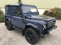 2010 LAND ROVER DEFENDER 90 2.4 90 HARD TOP SWB 1d 121 BHP £SOLD