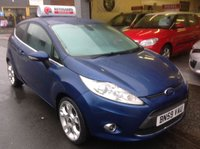 USED 2009 59 FORD FIESTA 1.6 TITANIUM .......Leather ......FULL LEATHER