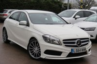 USED 2014 64 MERCEDES-BENZ A CLASS 2.1 A200 CDI AMG SPORT 5d 136 BHP *AA DEALER PROMISE DRIVE AWAY TODAY*