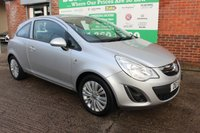 USED 2011 11 VAUXHALL CORSA 1.2 EXCITE AC 3d 83 BHP +LOW MILEAGE +Bluetooth +FSH.