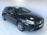 2014 MERCEDES-BENZ A CLASS 1.5 A180 CDI BLUEEFFICIENCY SPORT 5d 109 BHP £11500.00