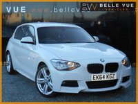 USED 2014 64 BMW 1 SERIES 1.6 116I M SPORT 5d 135 BHP *SERVICE PACK, IMMACULATE!*