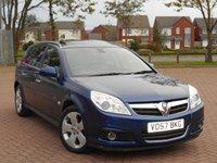 2007 VAUXHALL SIGNUM 2.8 ELITE V6 TURBO 5d AUTO 230 BHP £2495.00