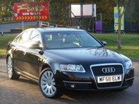 2008 AUDI A6 2.0 TDI LIMITED EDITION 4d 140 BHP £4995.00
