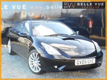 View our TOYOTA CELICA