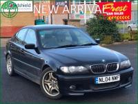 2004 BMW 3 SERIES 2.5 325I SPORT 4d AUTO 190 BHP £2995.00