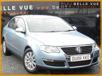 2006 VOLKSWAGEN PASSAT 2.0 TDI S 4d AUTO 138 BHP £2595.00