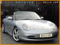 2003 PORSCHE 911 3.5 CARRERA 2 2d 316 BHP £14995.00