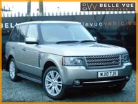 USED 2010 10 LAND ROVER RANGE ROVER 3.6 TDV8 VOGUE 5d AUTO 271 BHP *STUNNING EXAMPLE!*