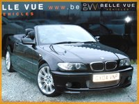 USED 2004 04 BMW 3 SERIES 2.5 325CI SPORT 2d AUTO 190 BHP *EXCEPTIONAL EXAMPLE!*