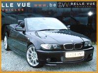 2004 BMW 3 SERIES 2.5 325CI SPORT 2d AUTO 190 BHP £4495.00