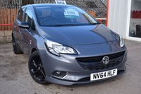 2014 VAUXHALL CORSA 1.4 LIMITED EDITION 5d 89 BHP £6495.00