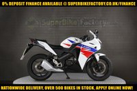 USED 2014 64 HONDA CBR125 R-D  GOOD BAD CREDIT ACCEPTED, NATIONWIDE DELIVERY,APPLY NOW