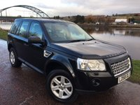 USED 2008 58 LAND ROVER FREELANDER 2.2 TD4 GS 5d 159 BHP **FULL CREAM LEATHER**