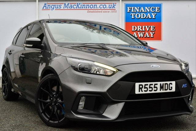 2016 R FORD FOCUS 2.3 RS 5d 346 BHP