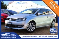 USED 2012 12 VOLKSWAGEN POLO 1.6 SEL TDI 3d 89 BHP