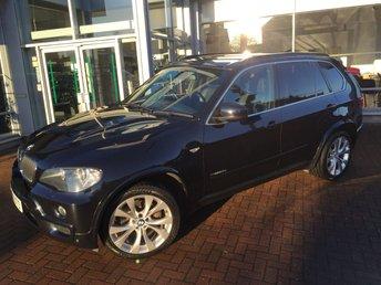 2009 BMW X5 3.0 XDRIVE 30D M SPORT 5d AUTO 232 BHP £16000.00