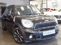 USED 2012 61 MINI COUNTRYMAN 1.6 COOPER S ALL4 5d 184 BHP +LTHR+SATNAV+ALL4+5 SEATS+FSH+