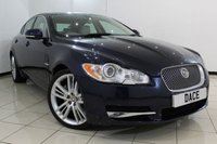 USED 2011 61 JAGUAR XF 3.0 V6 PORTFOLIO 4DR AUTOMATIC 240 BHP FULL SERVICE HISTORY + HEATED/COOLED LEATHER SEAT + SAT NAVIGATION + REVERSE CAMERA + PARKING SENSOR + BLUETOOTH + CRUISE CONTROL + MULTI FUNCTION WHEEL + 20 INCH ALLOY WHEELS