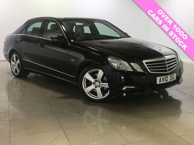 View our 2010 10 MERCEDES-BENZ E CLASS 3.0 E350 CDI BLUEEFFICIENCY AVANTGARDE 4d AUTO 231 BHP