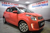 USED 2014 64 CITROEN C1 1.0 FEEL 5d 68 BHP Full Service History, 1 owner, Low miles, DAB radio, Bluetooth