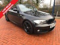 2011 BMW 1 SERIES 2.0 118D M SPORT 2d 141 BHP £9990.00