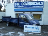 2004 FORD TRANSIT 2.4 350E 1d 90 BHP LWB PICKUP/DROPSIDE VAN WITH TAIL LIFT £4295.00