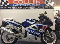 2003 SUZUKI GSX-R600 599cc GSX-R 600  £3495.00