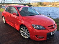USED 2007 07 MAZDA 3 2.3 MPS AERO SPORTS 5d 247 BHP **STUNNING CAR GREAT PERFORMANCE**