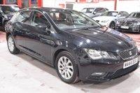 USED 2013 M SEAT LEON 1.6 TDI SE 5d 105 BHP