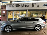 USED 2013 13 MERCEDES-BENZ CLS CLASS 2.1 CLS250 CDI BLUEEFFICIENCY AMG SPORT 5d AUTO 202 BHP MERCEDES-BENZ CLS CLASS 2.1 CLS250 CDI BLUEEFFICIENCY AMG SPORT 5d AUTO 202