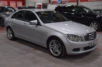 2011 MERCEDES-BENZ C CLASS 2.1 C200 CDI BLUEEFFICIENCY SE 4d AUTO 136 BHP £7985.00