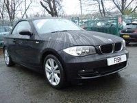 2008 BMW 1 SERIES 2.0 120I SE 2d 168BHP £4990.00
