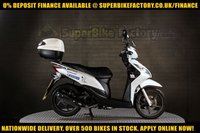 USED 2013 63 HONDA VISION 110cc GOOD BAD CREDIT ACCEPTED, NATIONWIDE DELIVERY,APPLY NOW