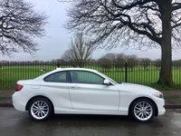 USED 2014 64 BMW 2 SERIES 2.0 218D SE 2d 141 BHP