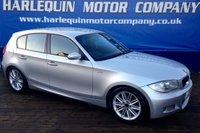 2007 BMW 1 SERIES 2.0 120I M SPORT 5d 148 BHP £4399.00