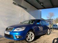 2010 SKODA OCTAVIA 2.0 VRS TDI CR 5d 170 BHP £9195.00