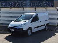 2015 CITROEN DISPATCH 1.6 1000 L1H1 ENTERPRISE HDI 1d 89 BHP £7950.00