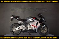 USED 2005 55 HONDA CBR600RR 600CC GOOD BAD CREDIT ACCEPTED, NATIONWIDE DELIVERY,APPLY NOW